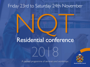 NQT Residential Conference 2018 @ Grand Hotel Gosforth Park | England | United Kingdom